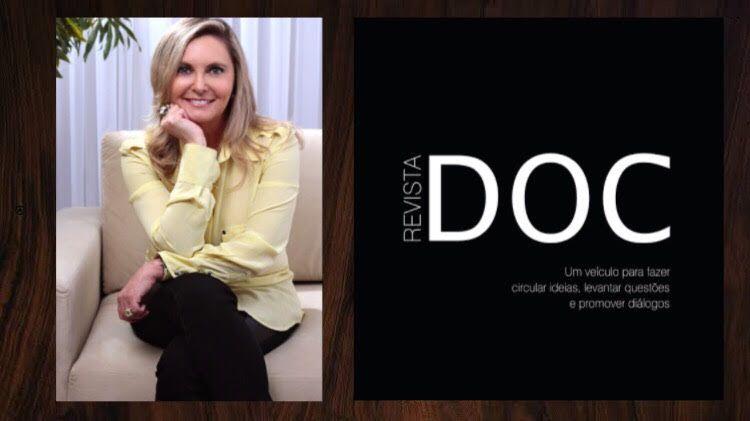 Participação na Revista DOC
